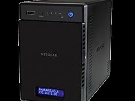 NETGEAR ReadyNAS 214 4ベイ デスクトップ型を使ってみた